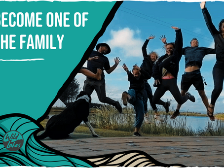 Become one of the family...