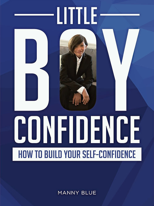 Little Boy Confidence Paper Back