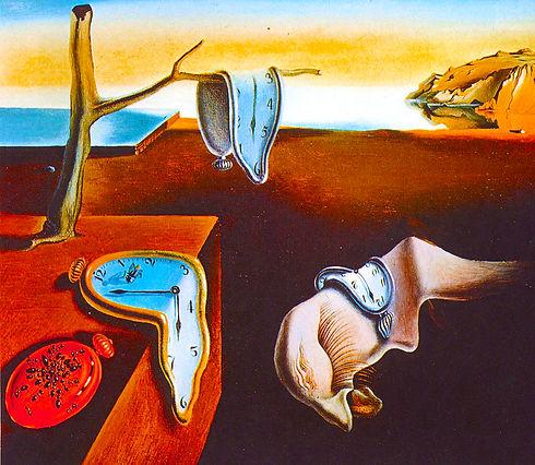 Salvador-Dali-The-Persistence-of-Memory-