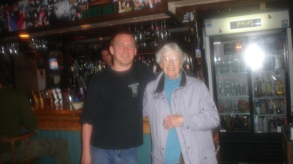 Memories of my Mom's last trip