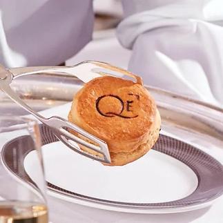 Cunard QE Branded Scone