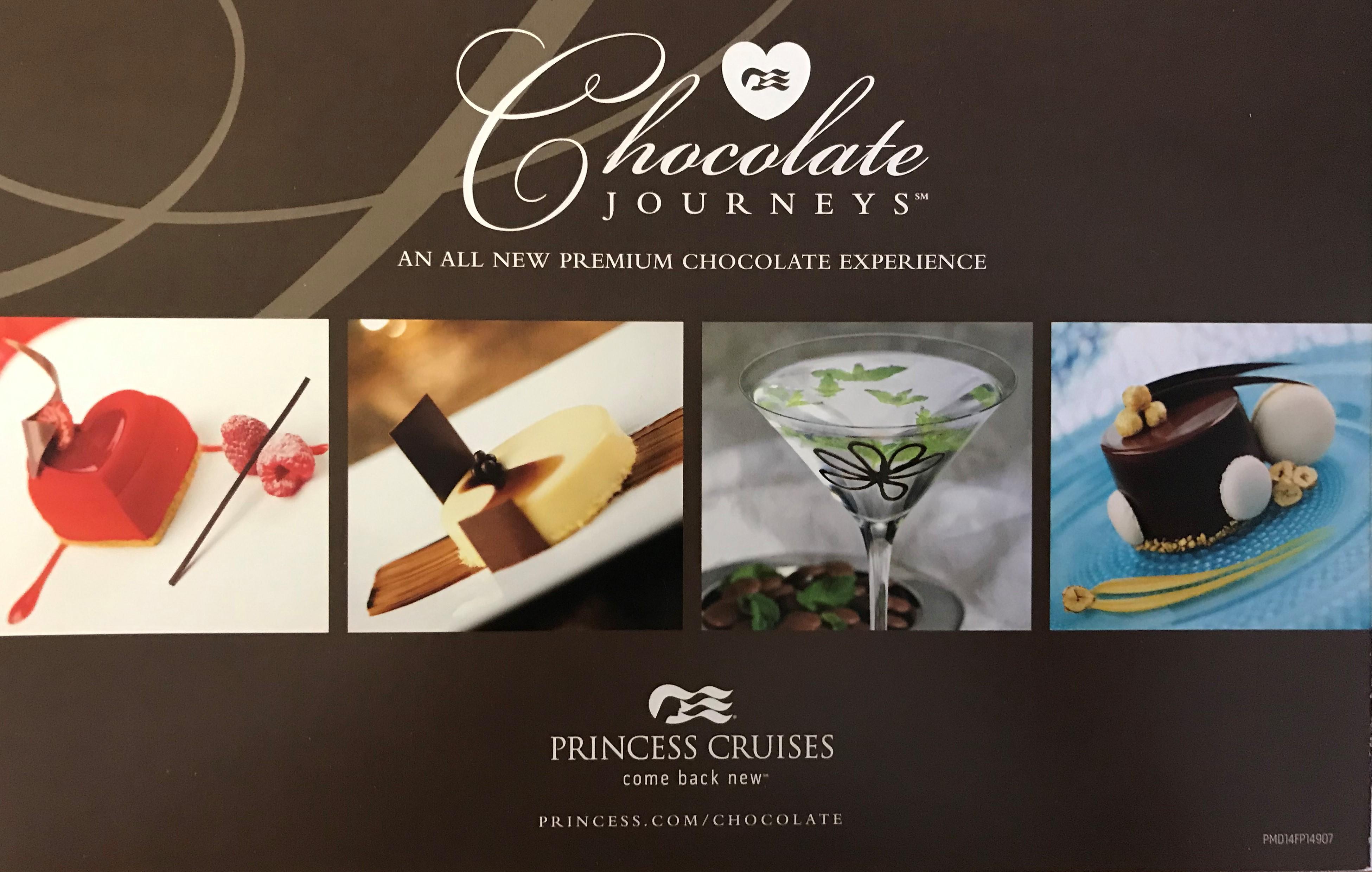 Princess Chocolate Journeys