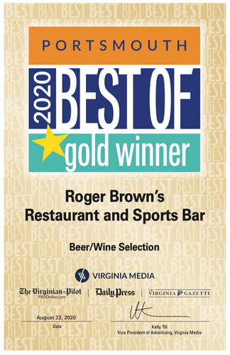 Best Beer and Wine Selection