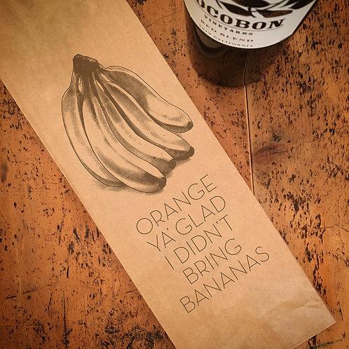 Banana Wine Bag