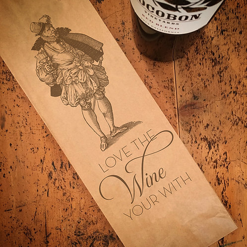 Wine You're With, Wine Bag