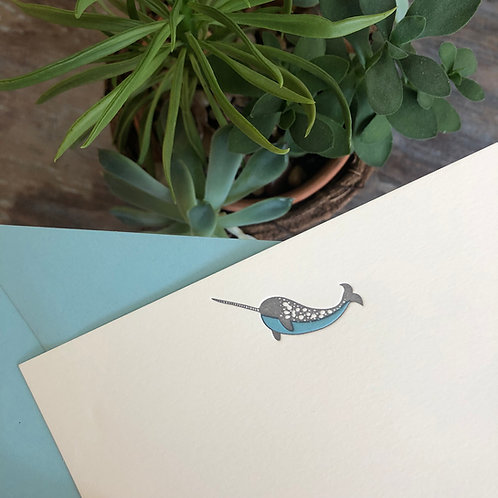 Narwhal Notecard