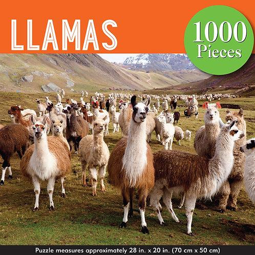 Llamas Puzzle