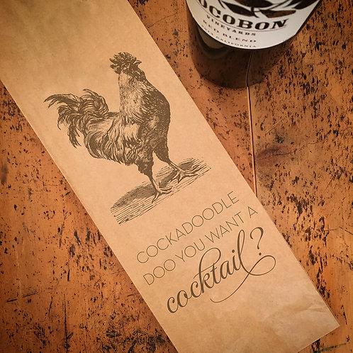 Cockadoodle Too, Wine Bag