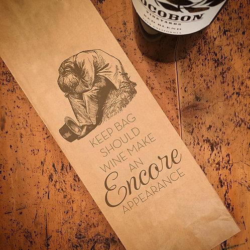 Encore, Wine Bag