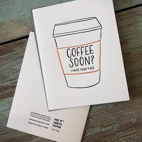 Coffee Soon?