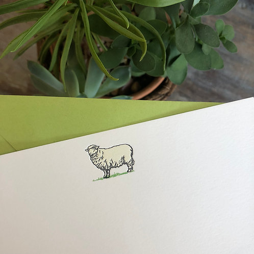 Sheep Notecard