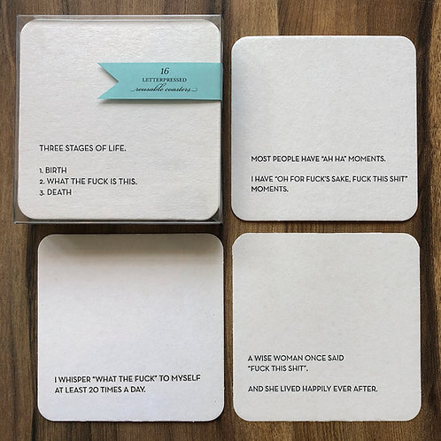 Stages of Life Coaster Set 2