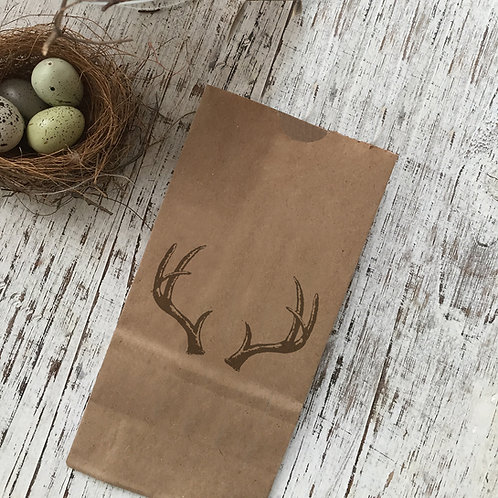 Antlers Snack Bag