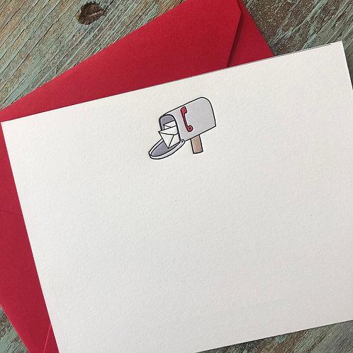 Mailbox Notecard