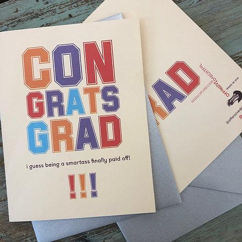 Grad Congrats O+D