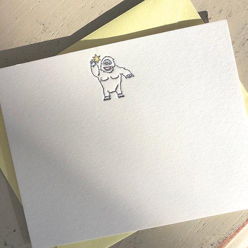 Bumble Notecard