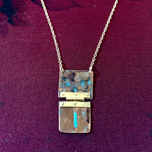 Copper/Brass Necklace