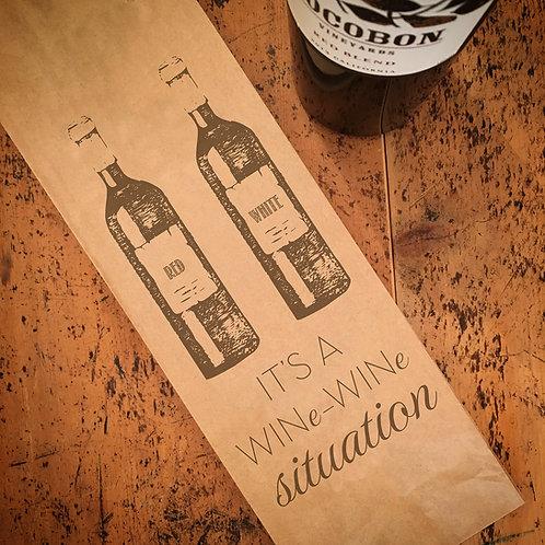 Wine-Wine Situation, Wine Bag