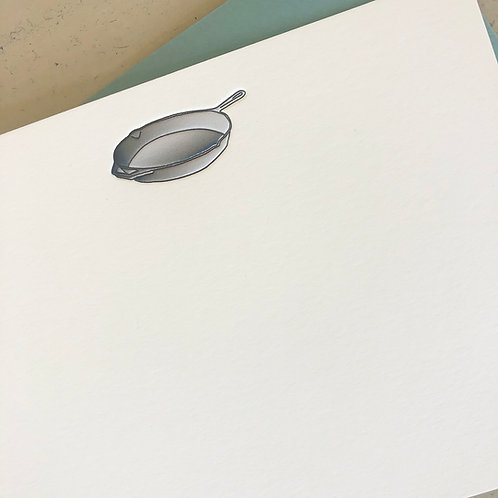 Skillet Notecard