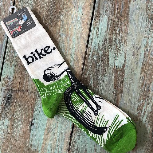 Bike Men's Crew Socks