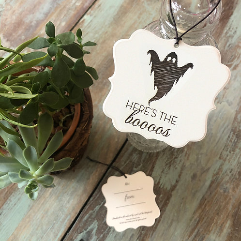 Boos Wine Tags
