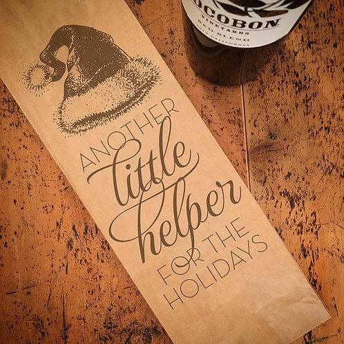 Little Helper, Wine Bag