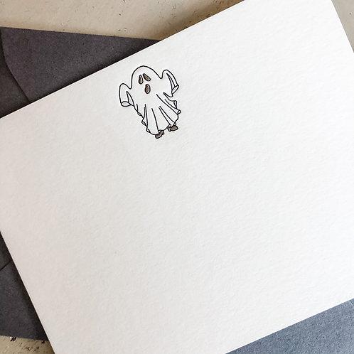 Ghost Notecard