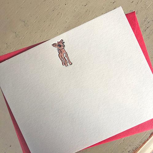 Clarice Notecard