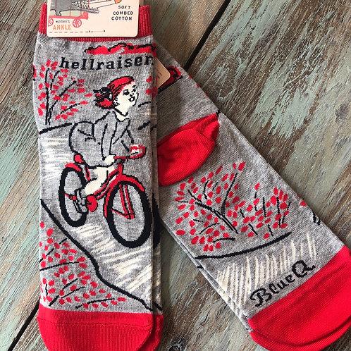Hellraiser Women's Ankle Socks