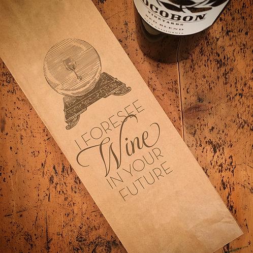 Future Wine Bag