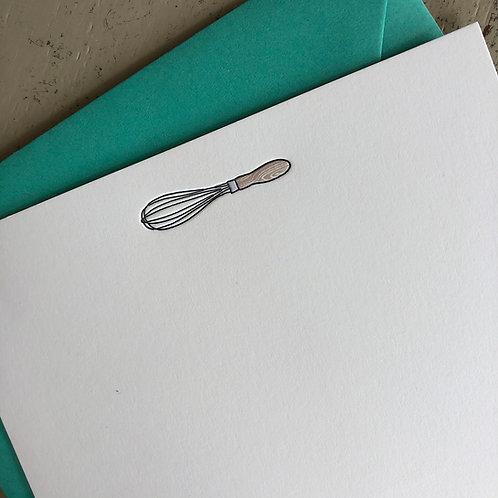 Whisk Notecard