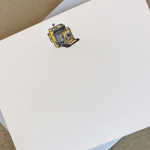 Camera Notecard