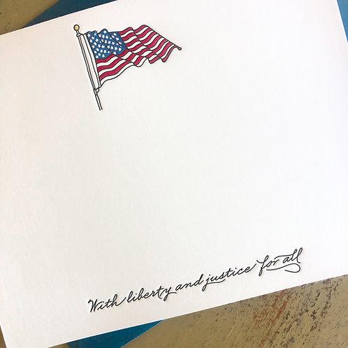 Flag Notecard