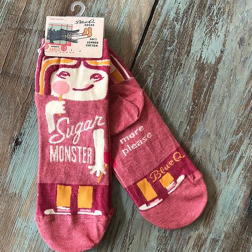Sugar Monster Women's Ankle Socks