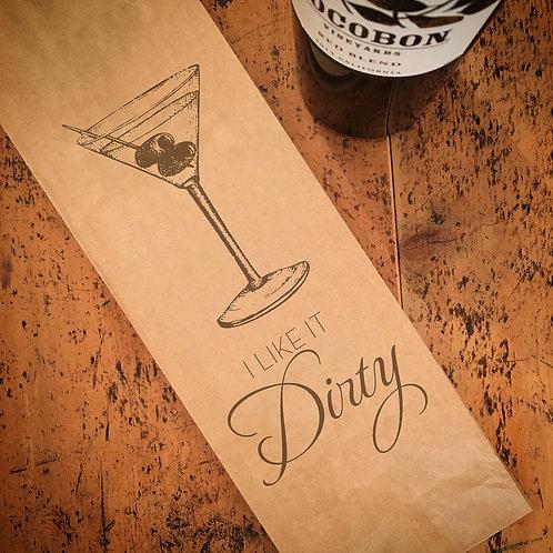 I Like It Dirty, Wine Bag