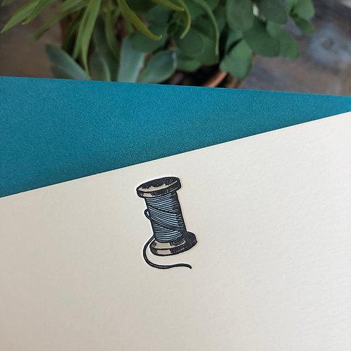 Spool Notecard