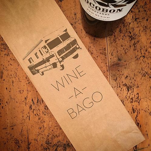 Wine-A-Bago Wine Bag