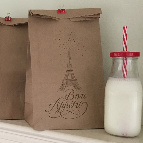 Bon Appétit Lunch Bags
