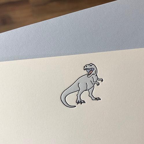 T-Rex Notecard