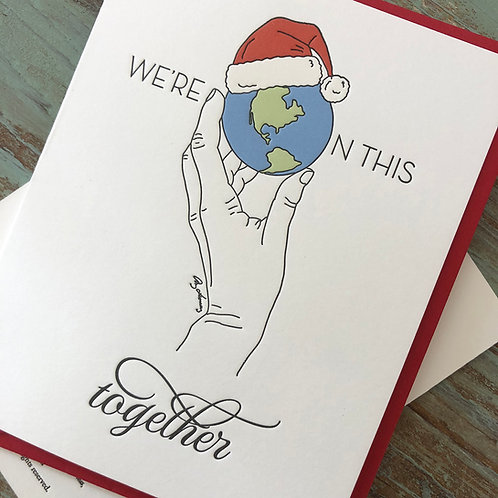 Holiday Together Card