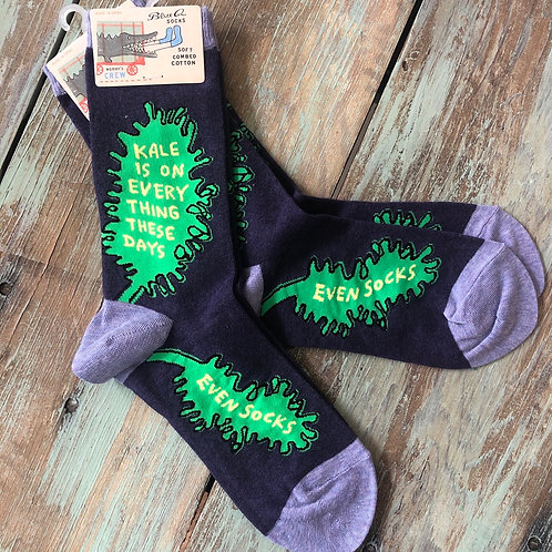 Kale Women's Crew Socks