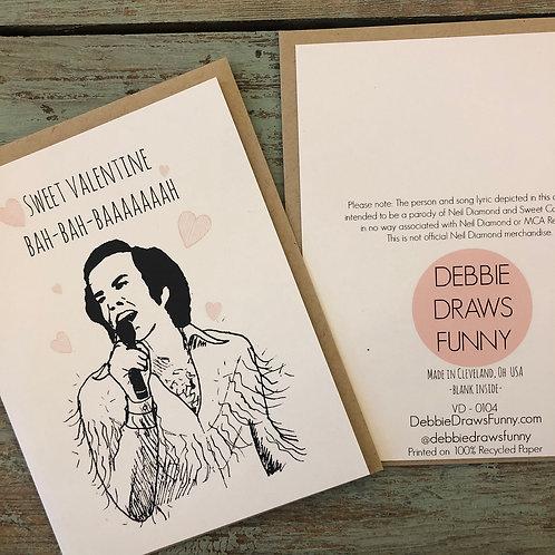 Sweet Valentine Card