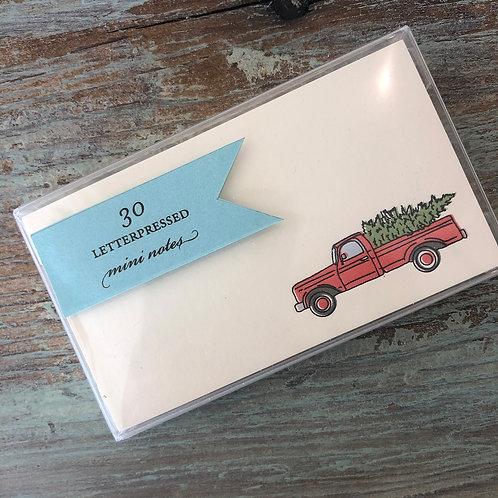 Truck Mini Note