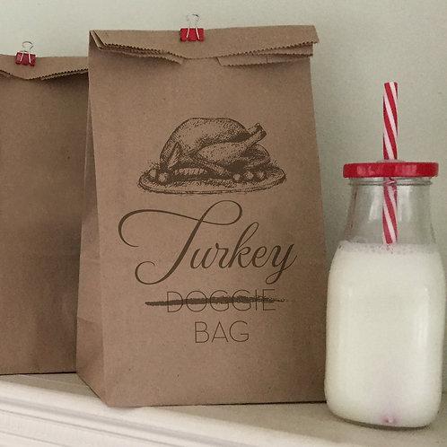 Turkey Bag Lunch Bags