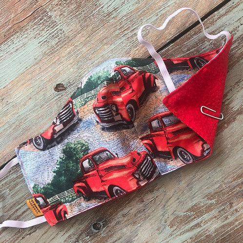Men's Mask Truck/Red 2