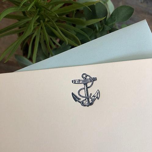 Anchor Notecard