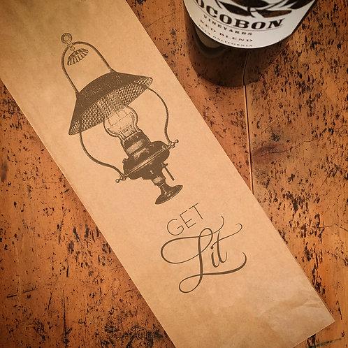 Lantern, Wine Bag
