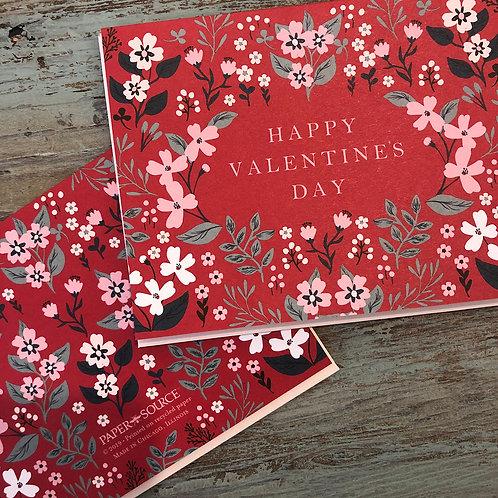 Primerose Valentine Card