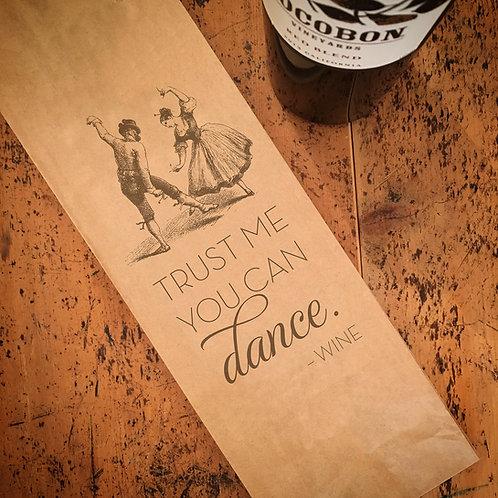 Dance, Wine Bag