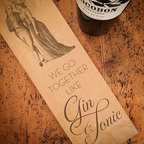Go Together, Wine or Liquor Bag